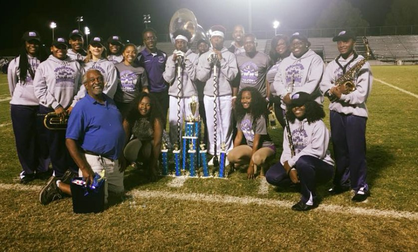 DHS Marching Falcons take home Champion title