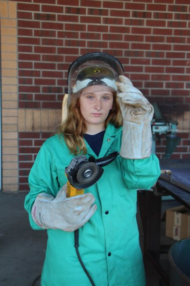 The Next Generation: 'I knew welding was right for me the first time I picked up my helmet'