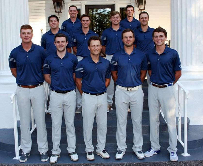FMU Golf Team honored  with GCAA academic award