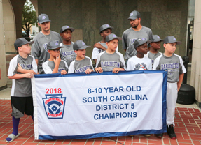 Little League Pinning Ceremonies held in Darlington