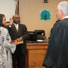 County Council welcomes newest member