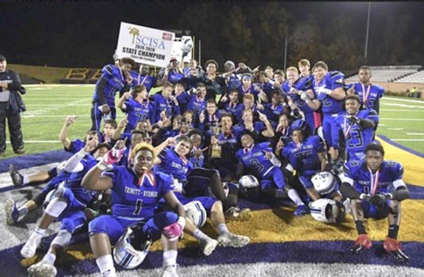 TBCS Titans win SCISA state title