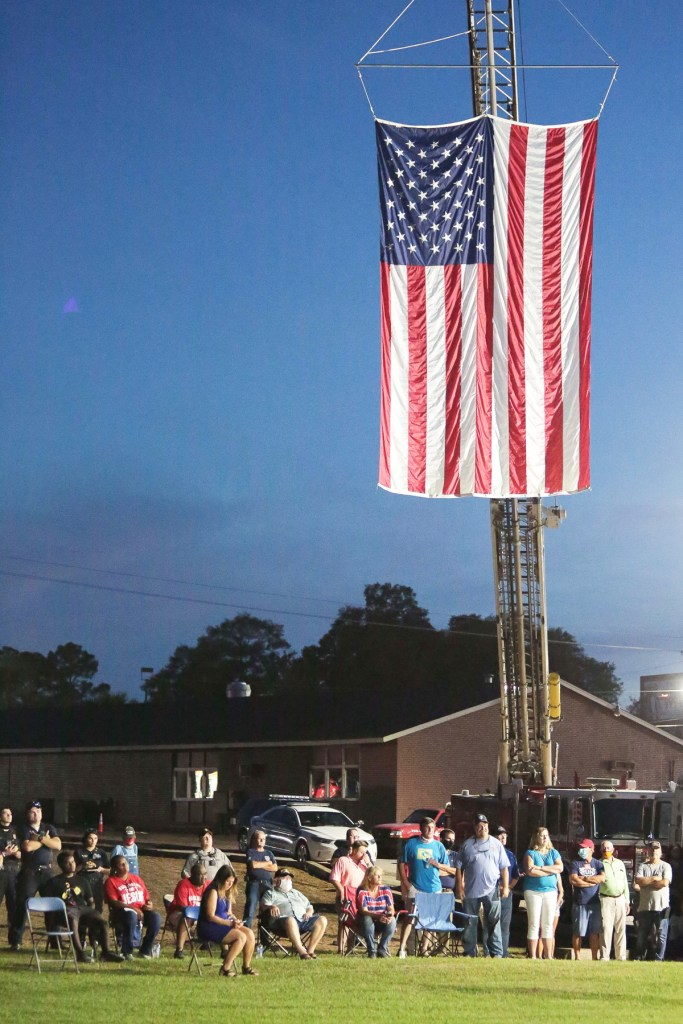 9-11 first responders relive a day of terror at local ceremony
