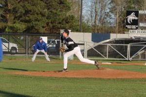 Silver Foxes Baseball Team Falls to Wild Gators 6-0