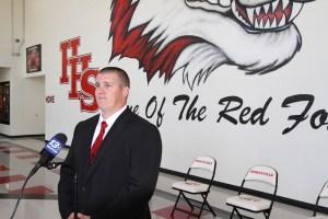 Hartsville High names new athletics director