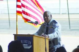 Governor dedicates portion of road to SC Highway Patrol Commander