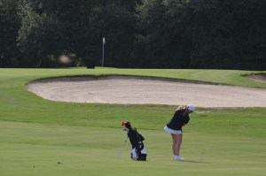 Lady Redfoxes defeat South Florence in local Golf Duel