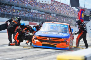 Sheldon Creed dominates at Darlington to sweep opening races in NASCAR Playoffs