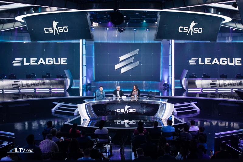 eleague to host cs