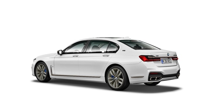 BMW 7 Series boi 640