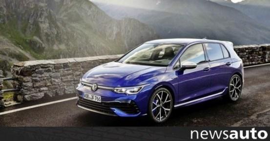 """Δείτε πώς το νέο VW Golf R """"παρασύρει"""" (βίντεο)"""