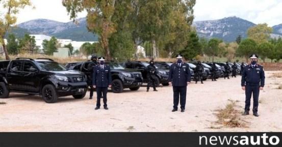Αυτά είναι τα νέα οχήματα της EKAM.
