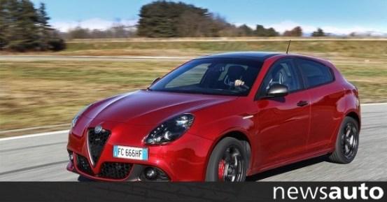 Τέλος η Alfa Romeo Giulietta