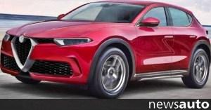 Το Brennero είναι το ηλεκτρικό crossover της Alfa Romeo
