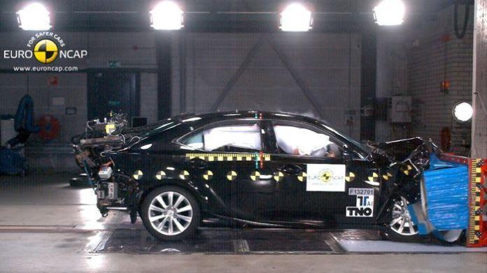 EuroNCAP-lexus