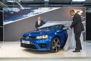 VW-golf -R