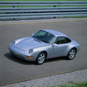 1994, 911 Carrera Coupé, Typ 993, 3,6 Liter, Generationen