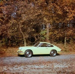 1963, Porsche Typ 901, Generationen