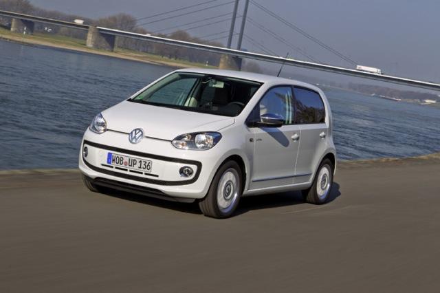 Der neue Volkswagen up! (Viertuerer)