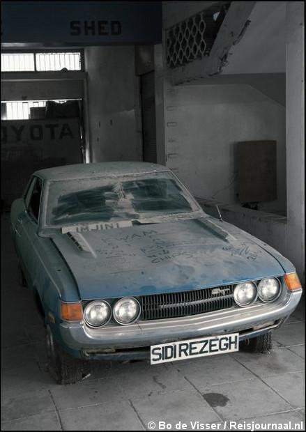 Cyprus-UN-Buffer-Zone-Toyota-Celica