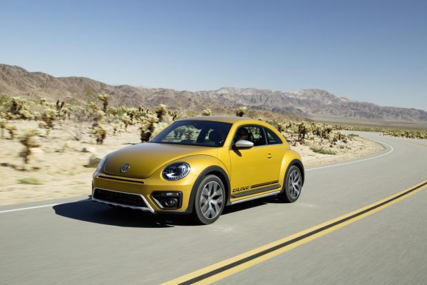 VW Beetle Dune 1