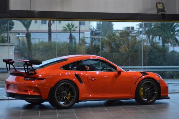 PORSCHE 911 GT3 RS-2