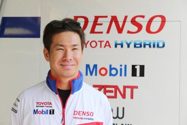 Kamui Kobayashi (JPN)   Toyota Racing TS040  Le Mans 24 Hours Test Day 29th-31st May 2015 Circuit de Le Mans, France.