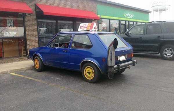 bad car modifications 2 Αμάξια που θα ονειρευόταν ο κάθε.. κάγκουρας!