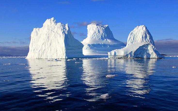 Οι παγετώνες της Γροιλανδίας