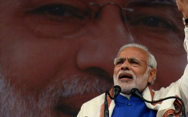 Narendra Modi takes a u-turn as he slams cow protectors