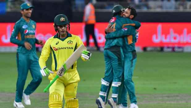 Pak-Australia ODI