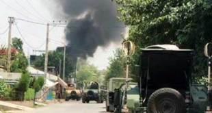 blast kills 21 in Afghanistan