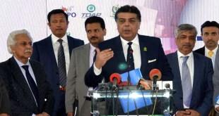 TEXPO improves Pak image abroad