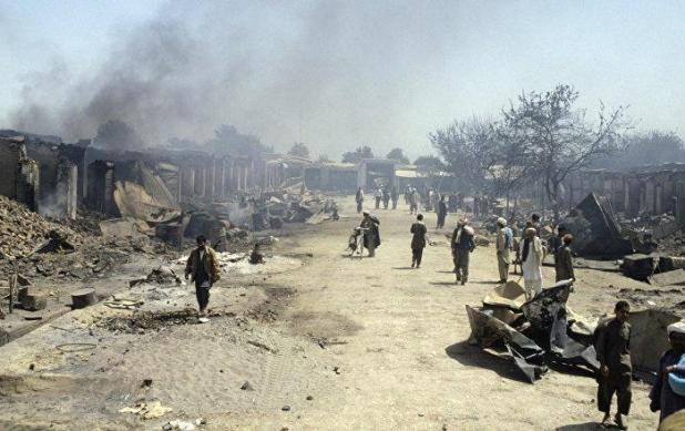 5 killed, 9 wounded in eastern Afghan gunfight