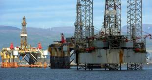Oli drilling stopped