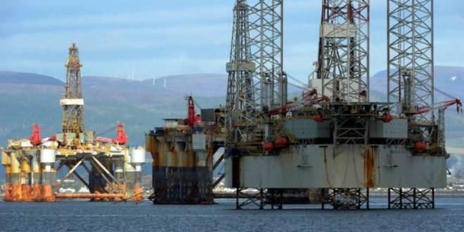 Oli drilling stopped