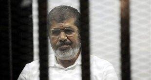 Mohammed Morsi dies