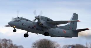 Indian Air Force's plane