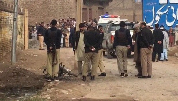 Upper Dir blast