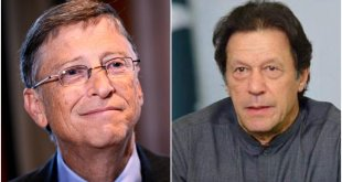 bill gates and imran khan
