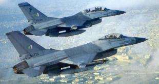 F-16'S