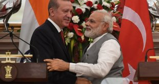 Modi cancels Turkey