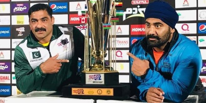 Kabaddi world cup final