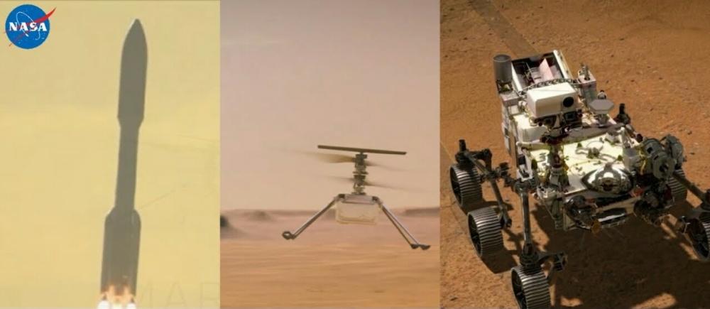 Ένα βήμα πιο κοντά στην ανακάλυψη των μυστικών του Άρη
