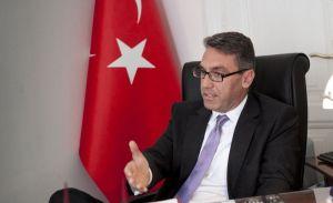 """Το ακούσαμε επίσης από τον Τούρκο πρέσβη.  """"Οι Κύπριοι παραβιάζουν τα τουρκικά δικαιώματα."""""""