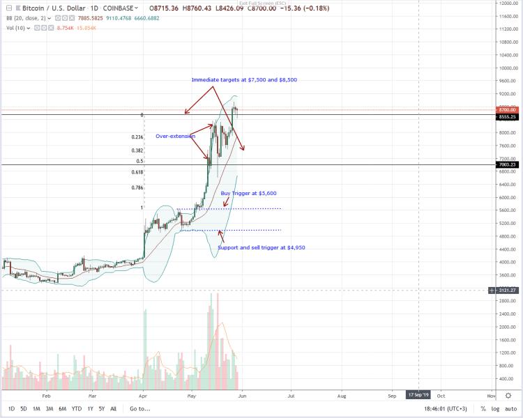 bitcoins bull