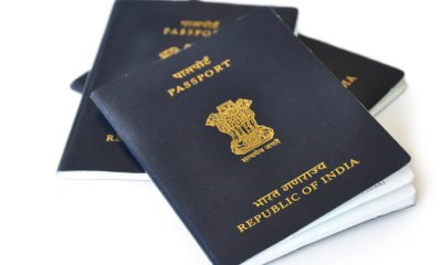 Apply Passport at Post Offices