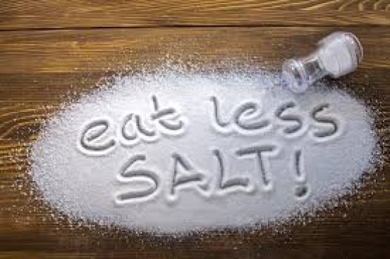 Salt consumption is higher in Indians