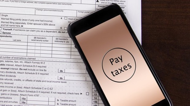 Income Tax App For Paying Taxes and Tracking Returns
