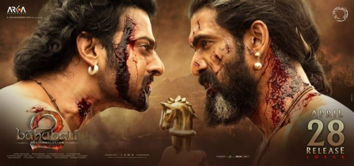 Bahubali 2 The Conclusion Released all over Tamilnadu at 11 AM